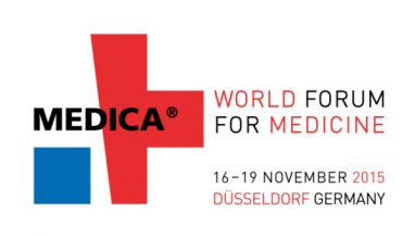 Medica World Forum For Medicine 2015; 16-19 Nov 2015, Germany.